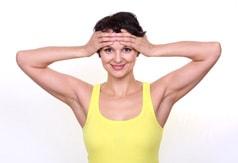 Как выполнять гимнастику для лица против морщин