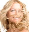 Осветление волос на лице